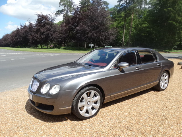 2005 BENTLEY CONTINENTAL FLYING SPUR V12 SOLD (picture 2 of 6)