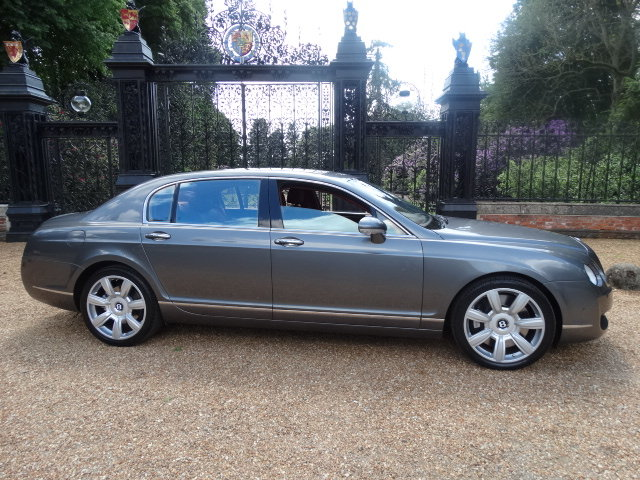 2005 BENTLEY CONTINENTAL FLYING SPUR V12 SOLD (picture 3 of 6)