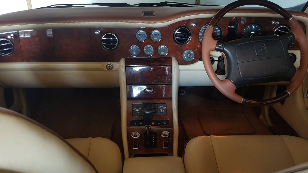 Bentley RT LWB 1998 For Sale (picture 5 of 6)