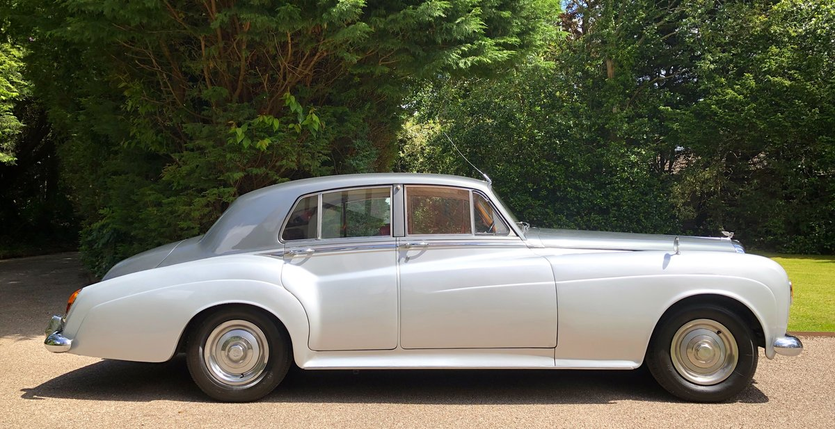 1964 BENTLEY S3 SPORTS SALOON For Sale (picture 2 of 6)