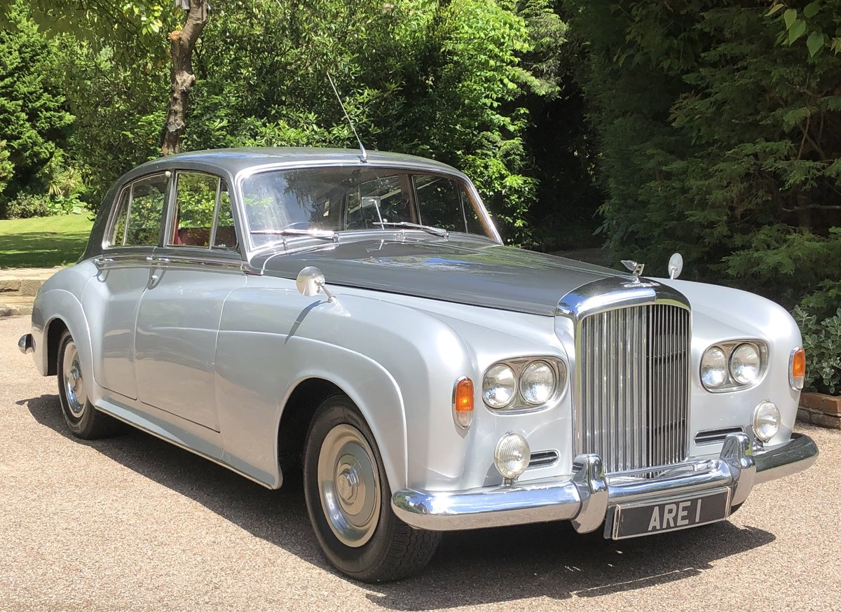 1964 BENTLEY S3 SPORTS SALOON For Sale (picture 4 of 6)