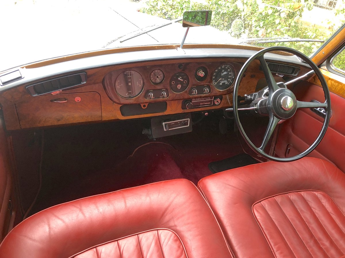 1964 BENTLEY S3 SPORTS SALOON For Sale (picture 5 of 6)
