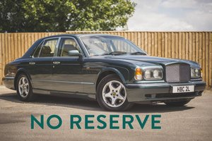 1998 Bentley Arnage Green Label - Charity Auction - on The Market
