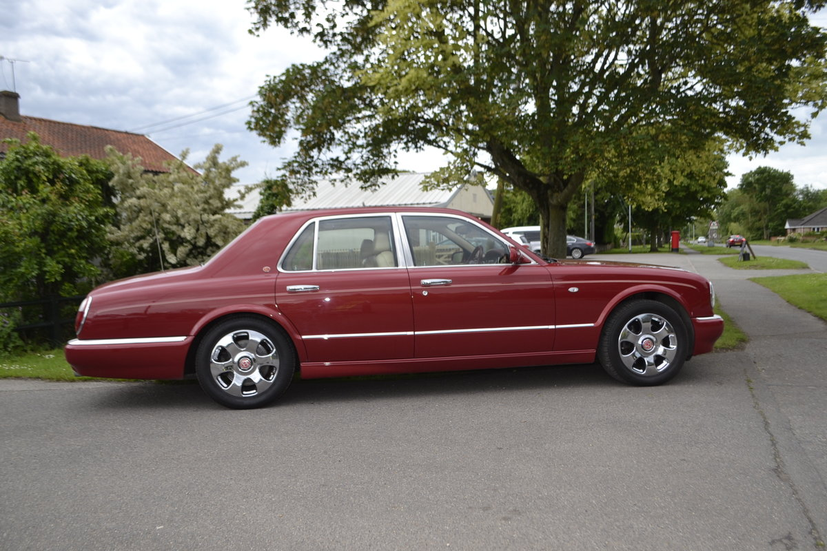 2000 Bentley Arnage Red Label For Sale (picture 9 of 11)