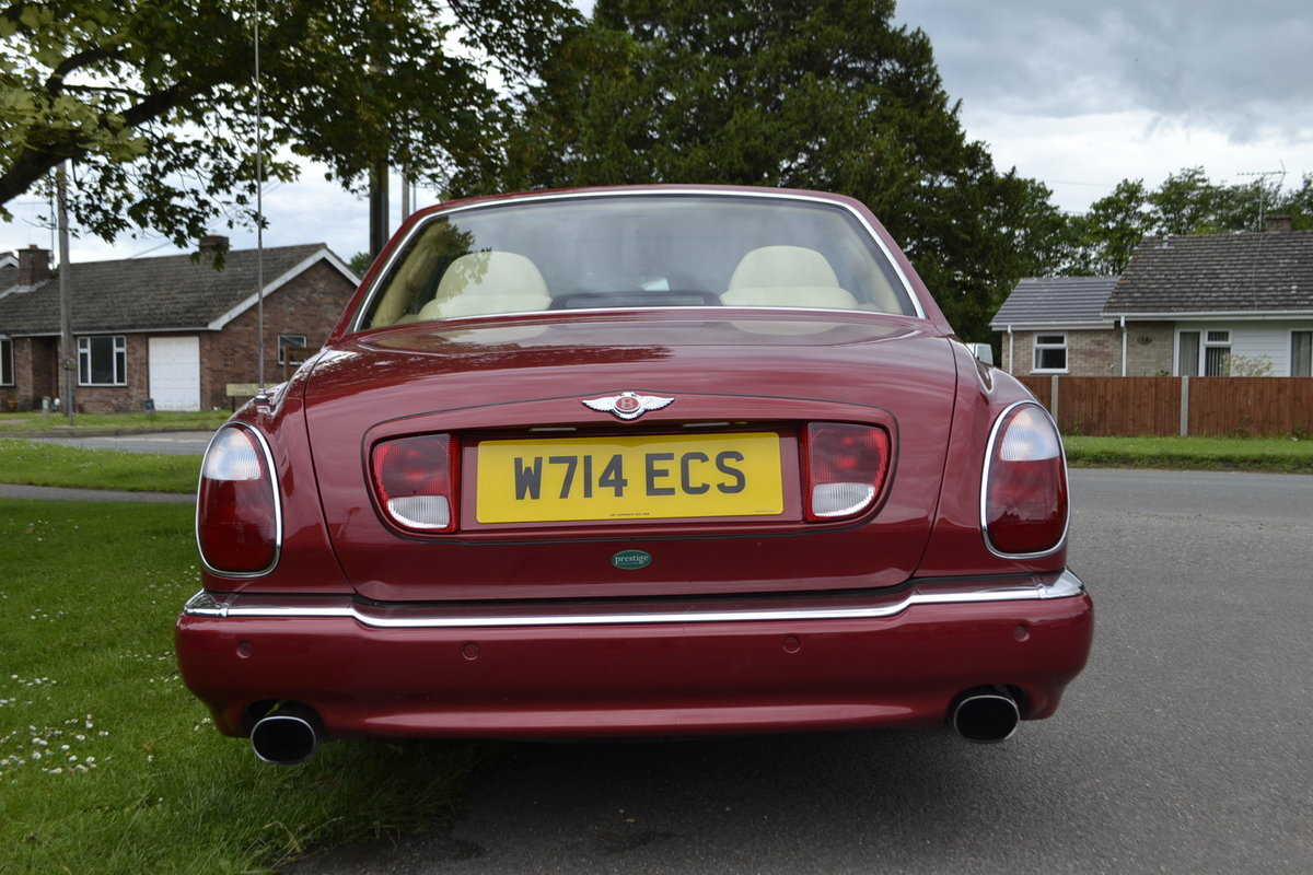 2000 Bentley Arnage Red Label For Sale (picture 11 of 11)