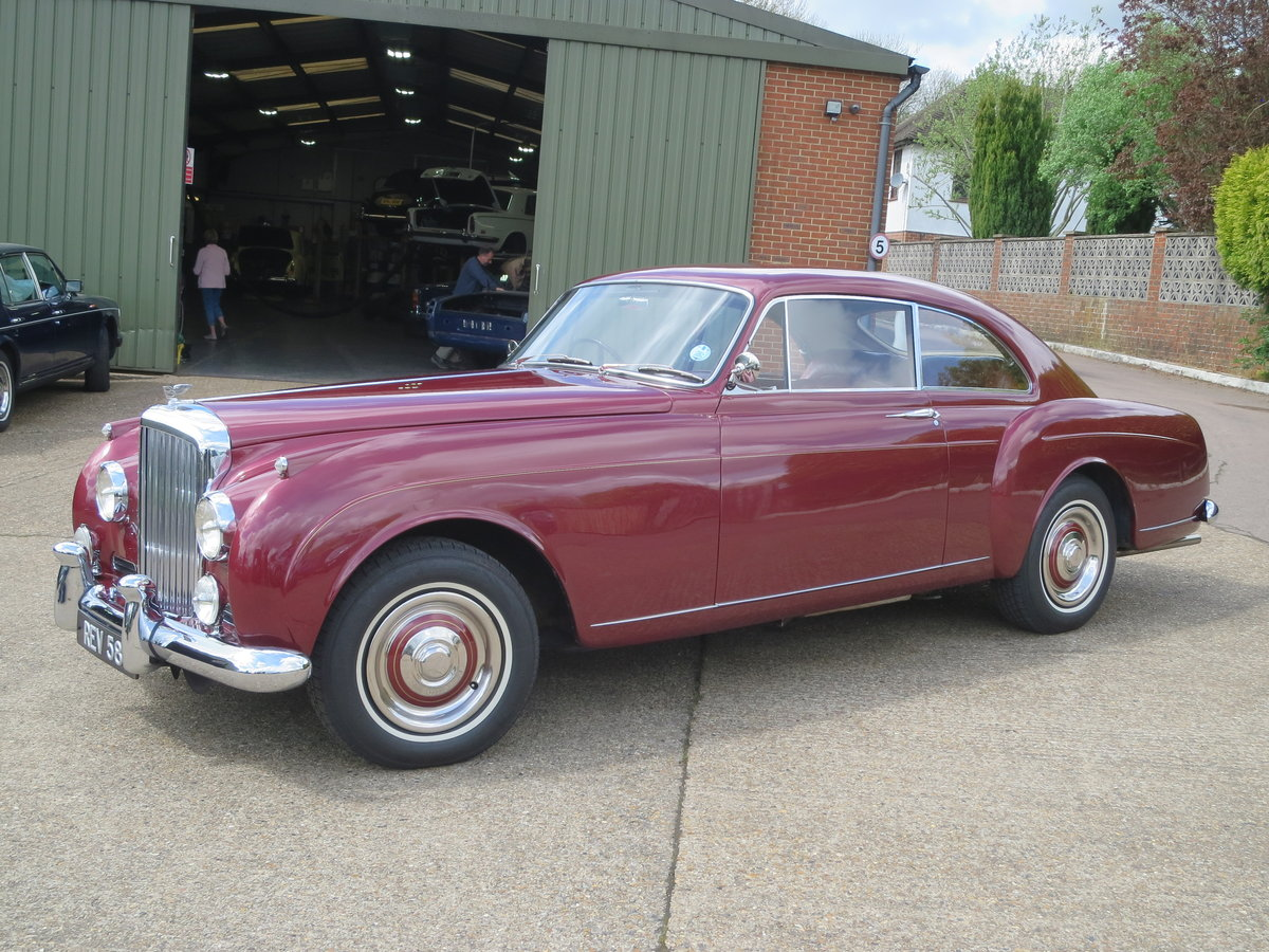 1958 Bentley S1 Continental  Fastback By HJ Mulliner For Sale (picture 2 of 6)