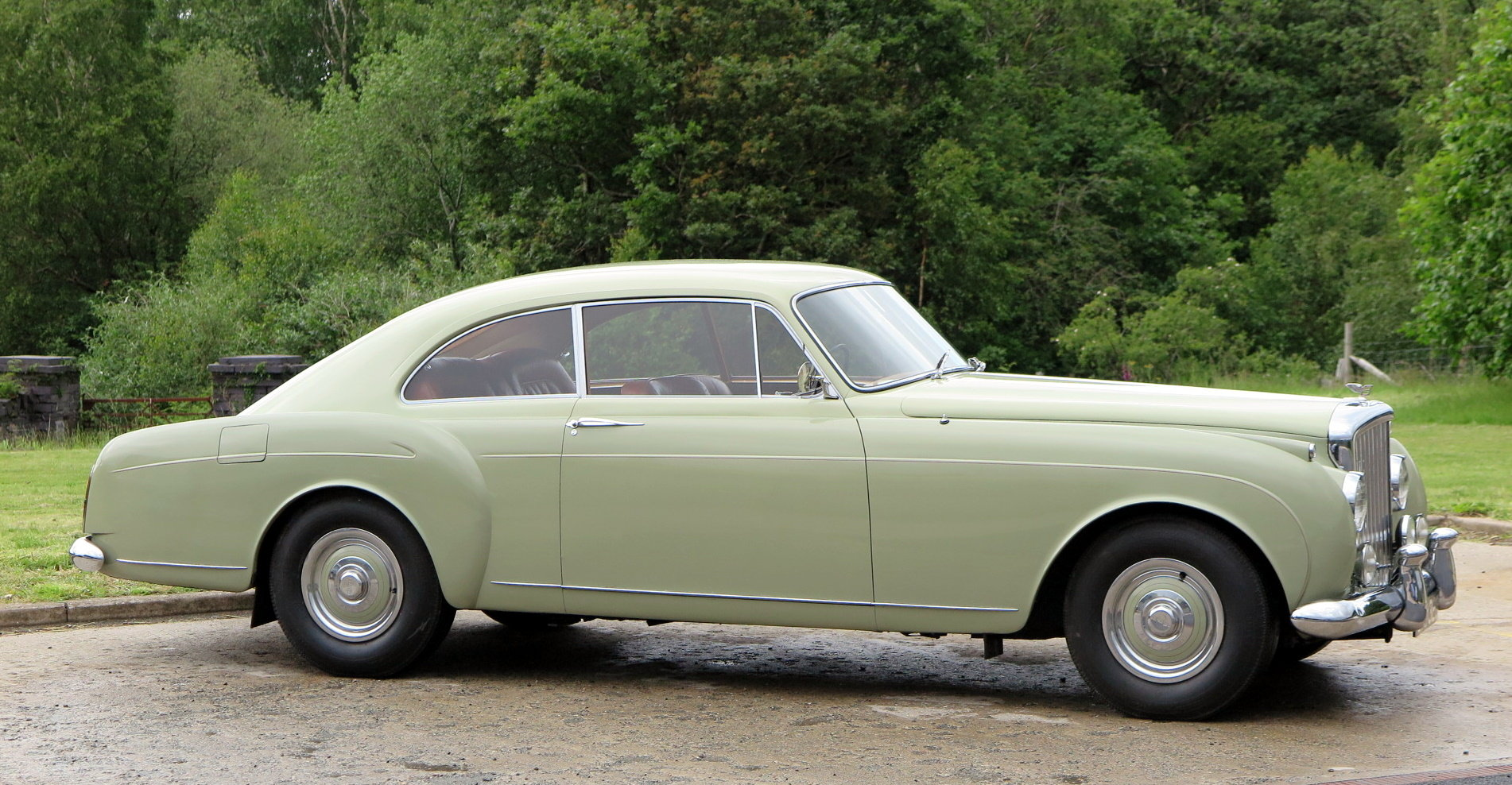 1958  Bentley S1 Continental H. J. Mulliner Fastback BC6EL For Sale (picture 1 of 6)