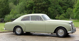 1958  Bentley S1 Continental H. J. Mulliner Fastback BC6EL For Sale
