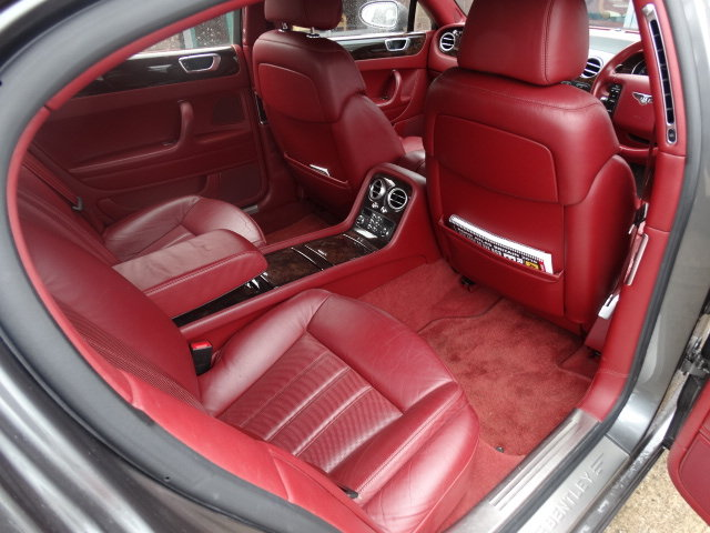 2005 BENTLEY CONTINENTAL FLYING SPUR V12 SOLD (picture 5 of 6)
