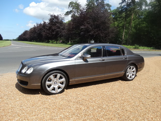 2005 BENTLEY CONTINENTAL FLYING SPUR V12 SOLD (picture 6 of 6)