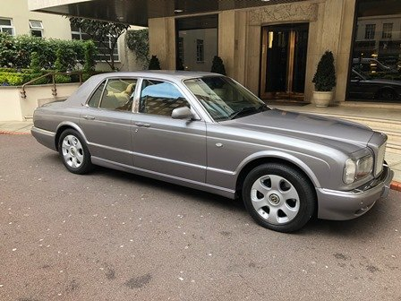2000 Bentley Arnage Red label For Sale (picture 1 of 2)