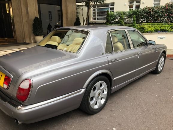 2000 Bentley Arnage Red label For Sale (picture 2 of 2)