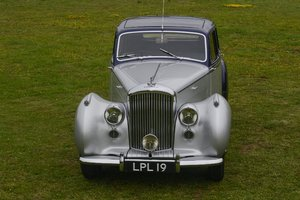 1951 Bentley Mk VI 4 Door Sports Saloon For Sale