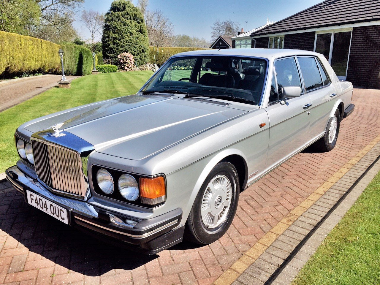 1988 Superb Low Mileage Bentley Mulsanne S For Sale (picture 1 of 6)