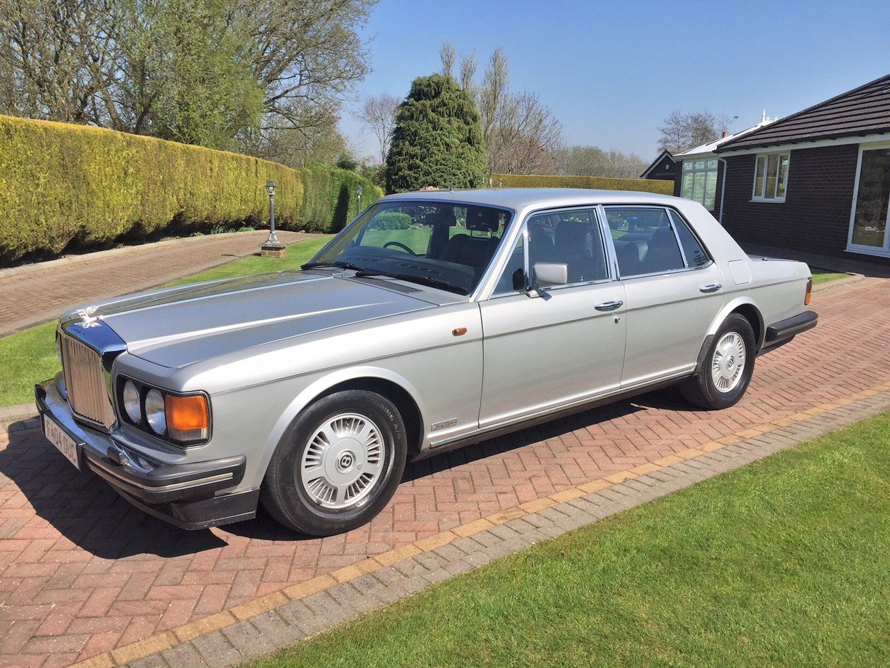 1988 Superb Low Mileage Bentley Mulsanne S For Sale (picture 2 of 6)