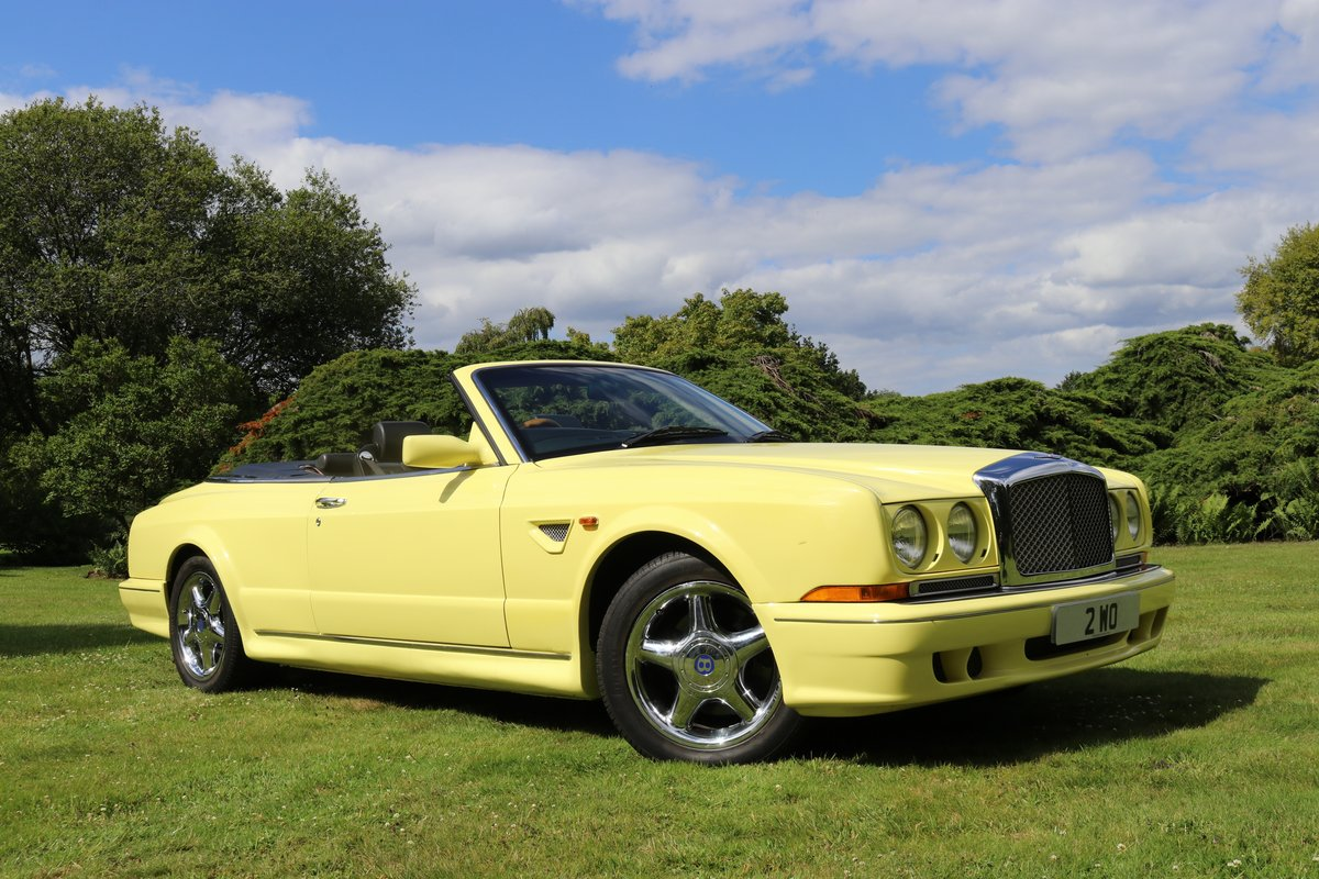 1999 BENTLEY AZURE   For Sale (picture 1 of 6)