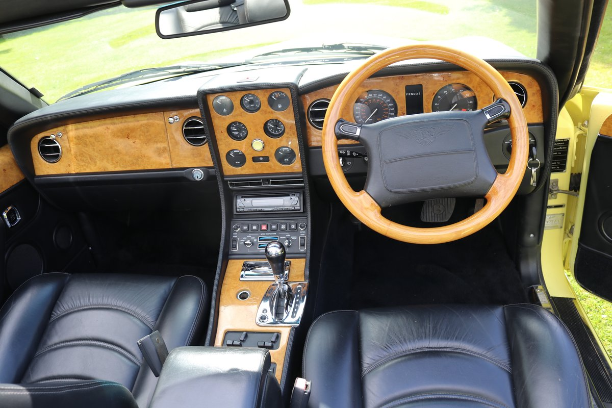 1999 BENTLEY AZURE   For Sale (picture 3 of 6)
