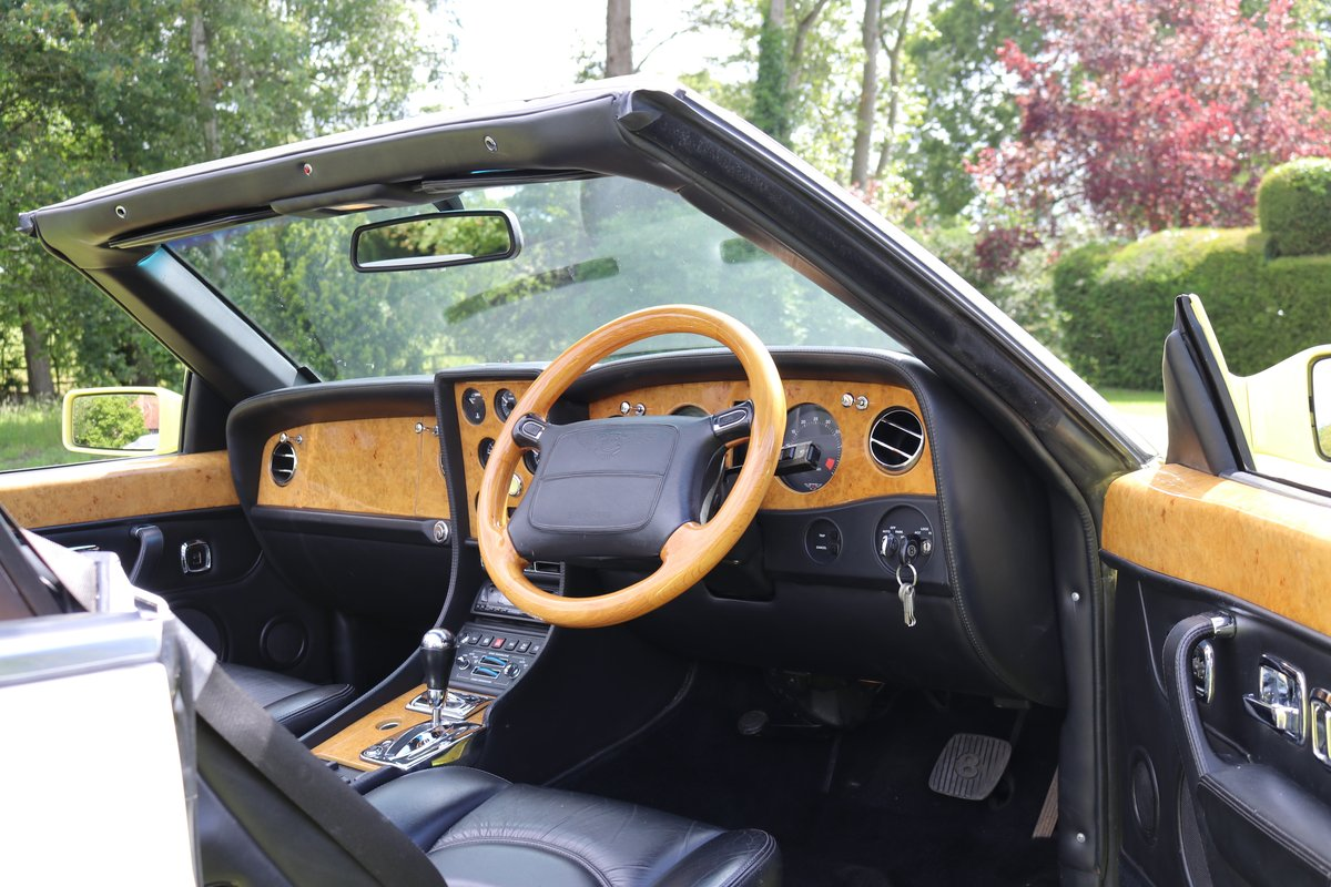 1999 BENTLEY AZURE   For Sale (picture 4 of 6)