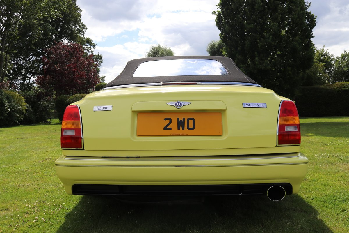 1999 BENTLEY AZURE   For Sale (picture 5 of 6)