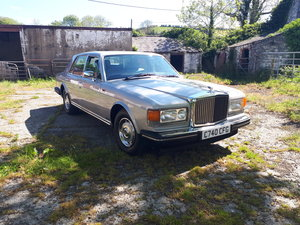 1985 Bentley Eight Rare 1 of 55 RHD Eights left SOLD