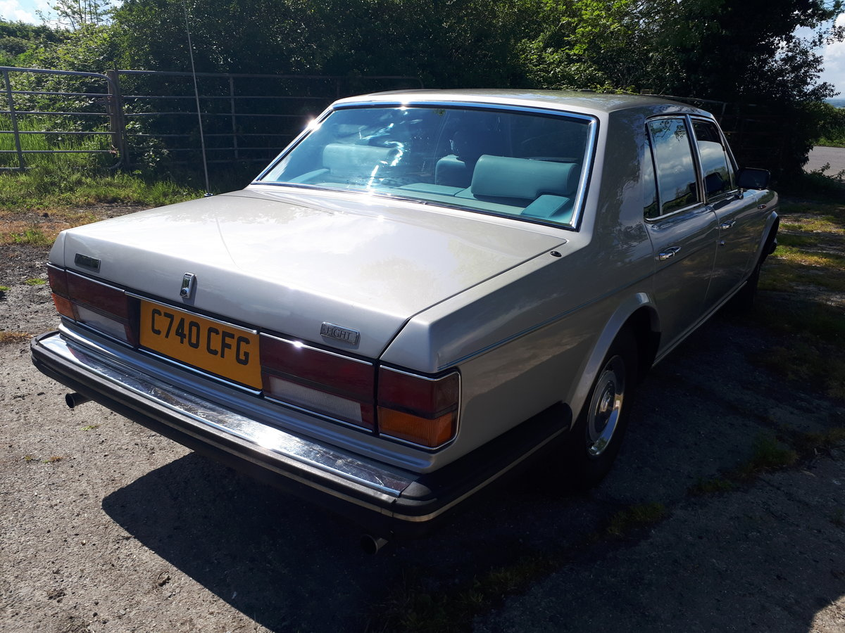1985 Bentley Eight Rare 1 of 55 RHD Eights left SOLD (picture 2 of 6)