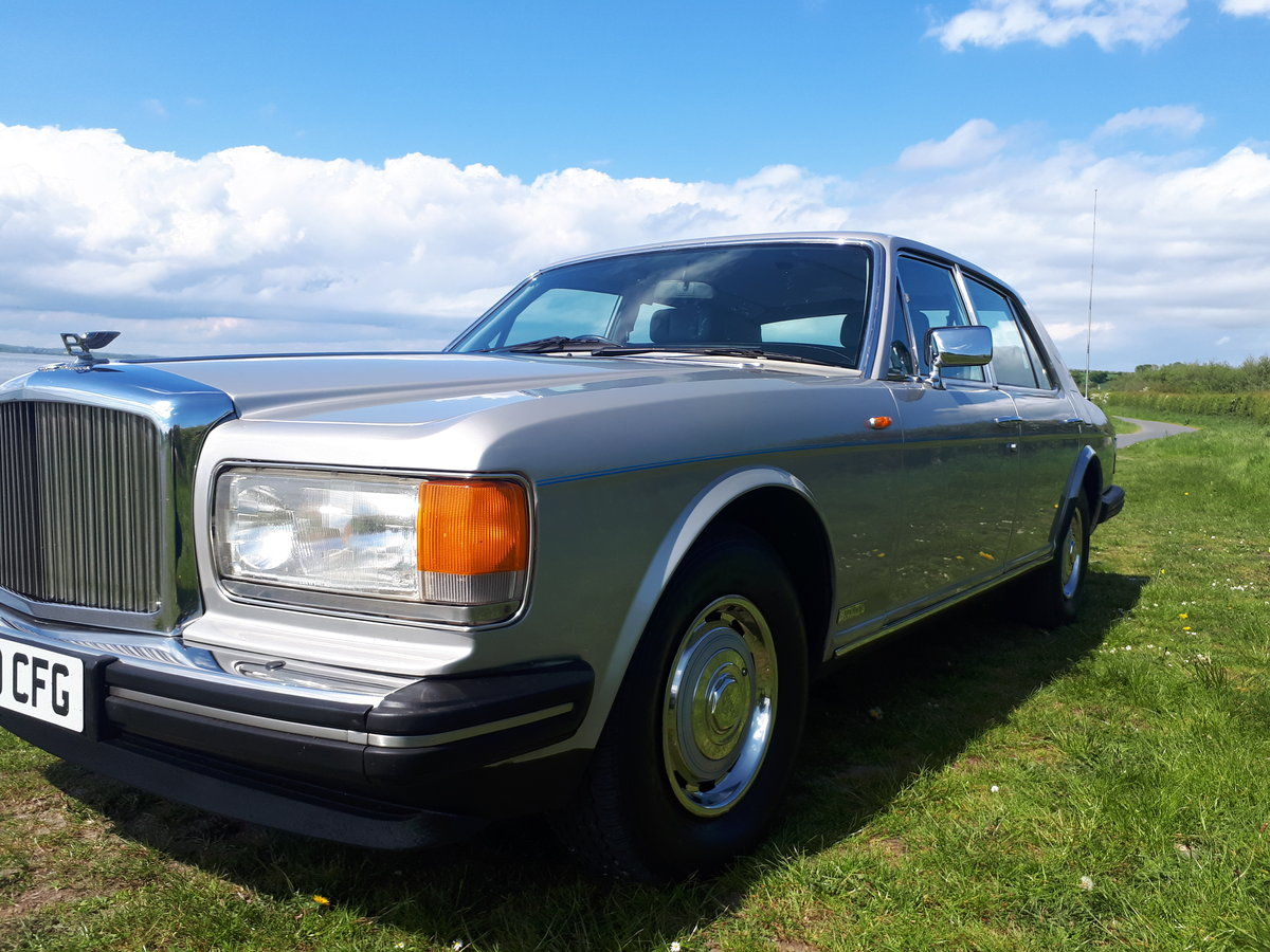 1985 Bentley Eight Rare 1 of 55 RHD Eights left SOLD (picture 6 of 6)