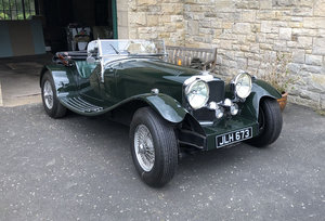 1947 Bentley Mark VI Special by Syd Lawrence For Sale by Auction