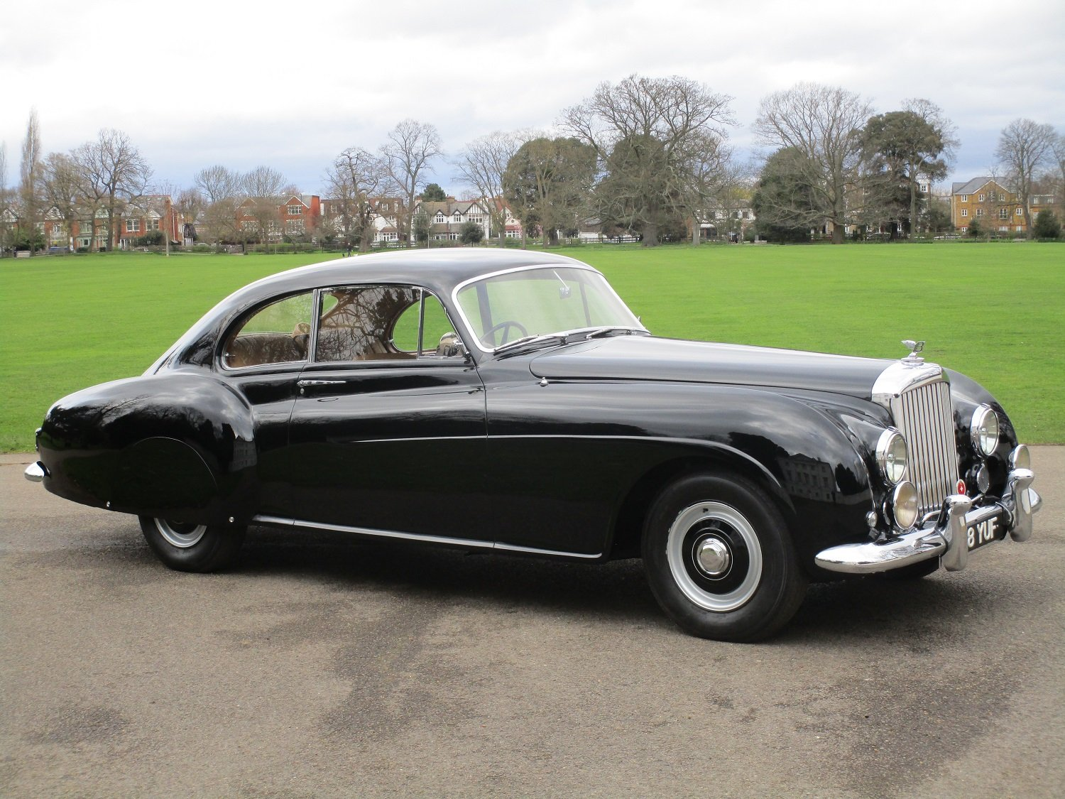 1953 Bentley R Type Continental Fastback by H.J.Mulliner For Sale (picture 1 of 2)