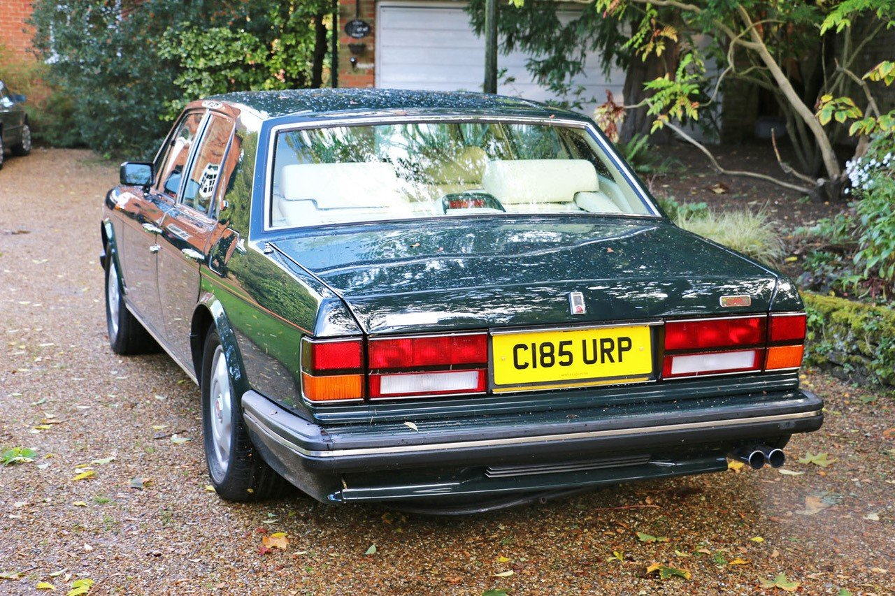 Bentley Turbo R (1985) For Sale (picture 3 of 6)
