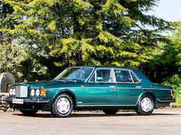 1994 BENTLEY BROOKLANDS SPORTS SALOON