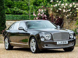 2011 BENTLEY MULSANNE SPORTS SALOON