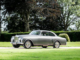 1960 BENTLEY S2 CONTINENTAL SPORTS SALOON