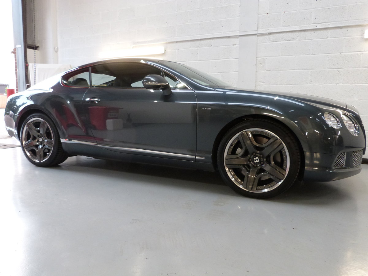 2011  Bentley Continental GT  6.0L W12 Gen2 MDS ,One Owner SOLD (picture 3 of 6)
