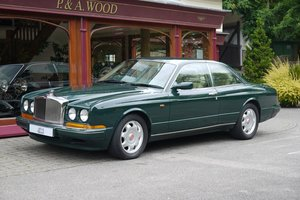 Bentley Continental R. August 1993
