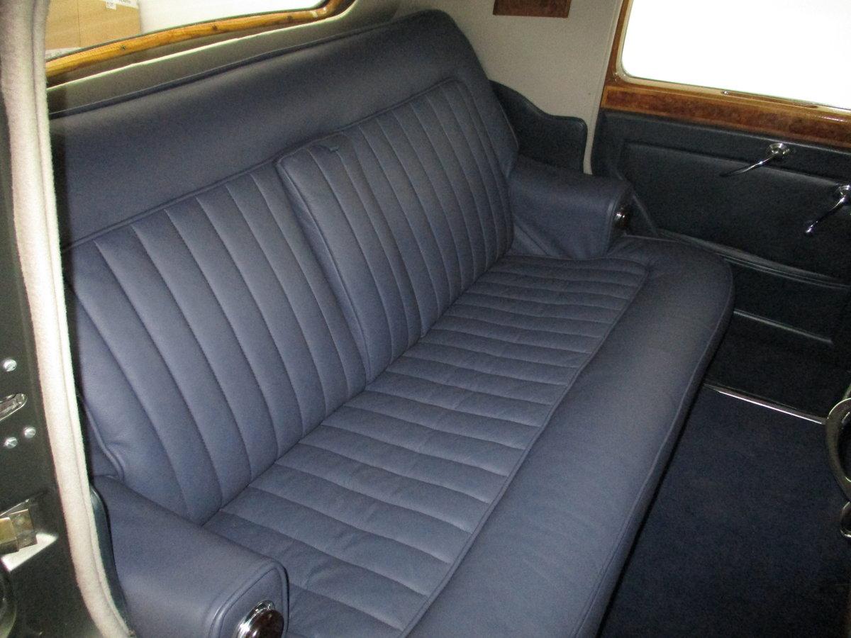 1950 Bentley Mk VI 4.25 Standard Steel saloon (B111HP). For Sale (picture 5 of 6)