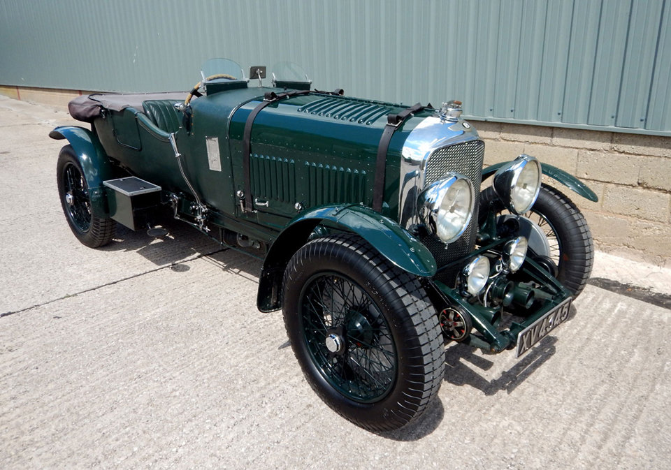 1928 Bentley 4.5 Litre Le Mans Rep  For Sale (picture 1 of 6)