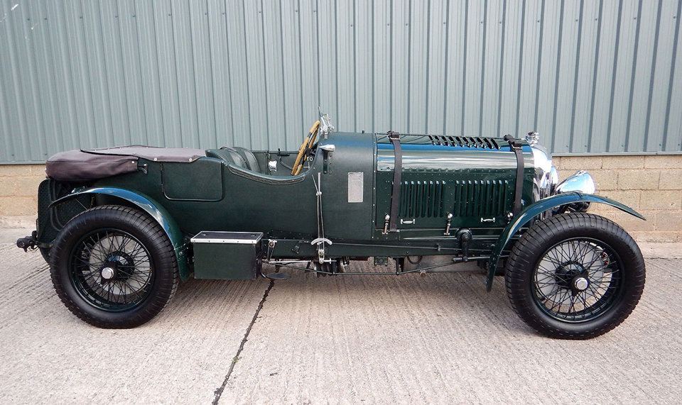 1928 Bentley 4.5 Litre Le Mans Rep  For Sale (picture 2 of 6)