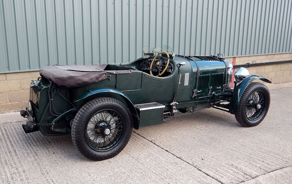 1928 Bentley 4.5 Litre Le Mans Rep  For Sale (picture 3 of 6)