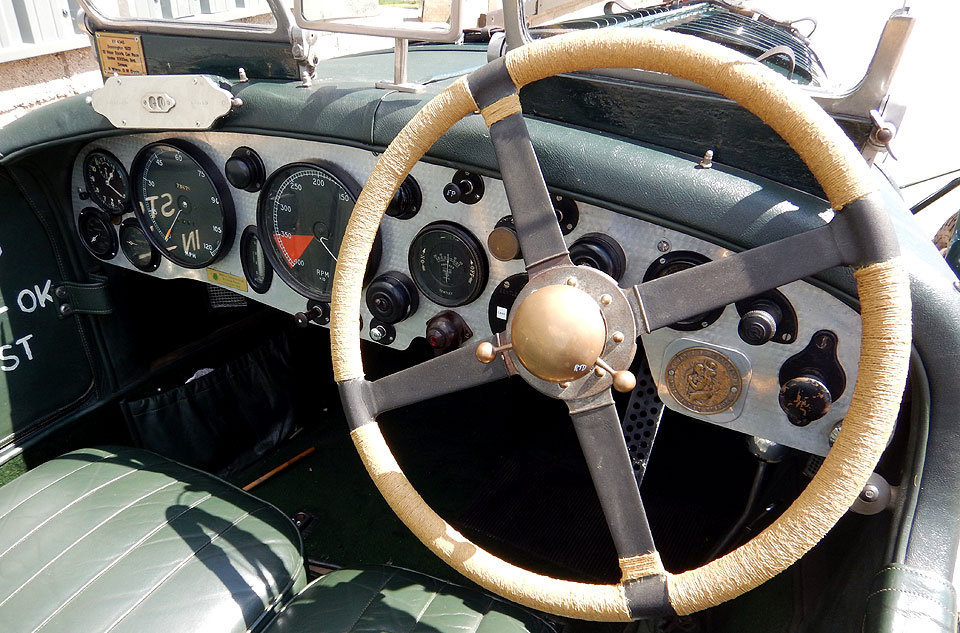 1928 Bentley 4.5 Litre Le Mans Rep  For Sale (picture 5 of 6)