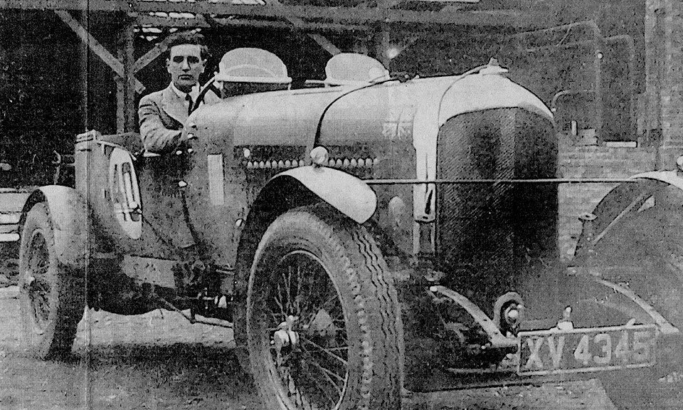 1928 Bentley 4.5 Litre Le Mans Rep  For Sale (picture 6 of 6)