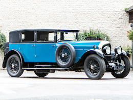 1928 BENTLEY 6½-LITRE STANDARD SIX SALOON For Sale by Auction