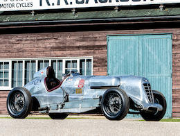THE FIRST 4½ 1927 BENTLEY JACKSON SPECIAL 'OLD MOTHER GUN' For Sale by Auction