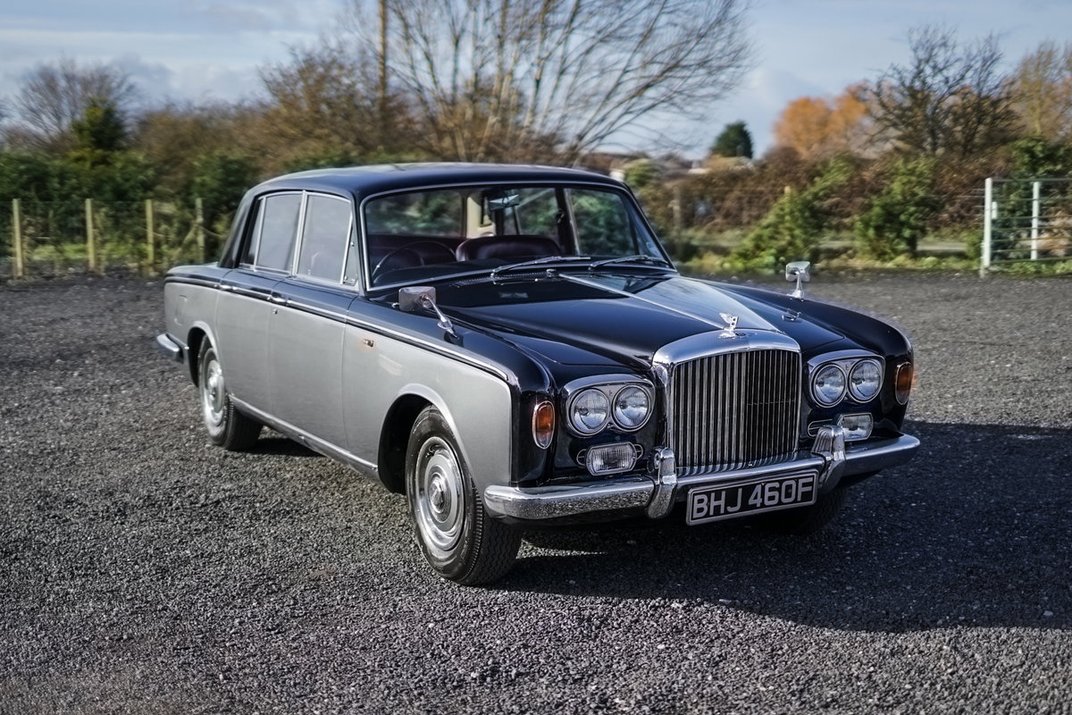 Bentley T Series T1 1968 Fantastic Original Condition SOLD (picture 1 of 6)
