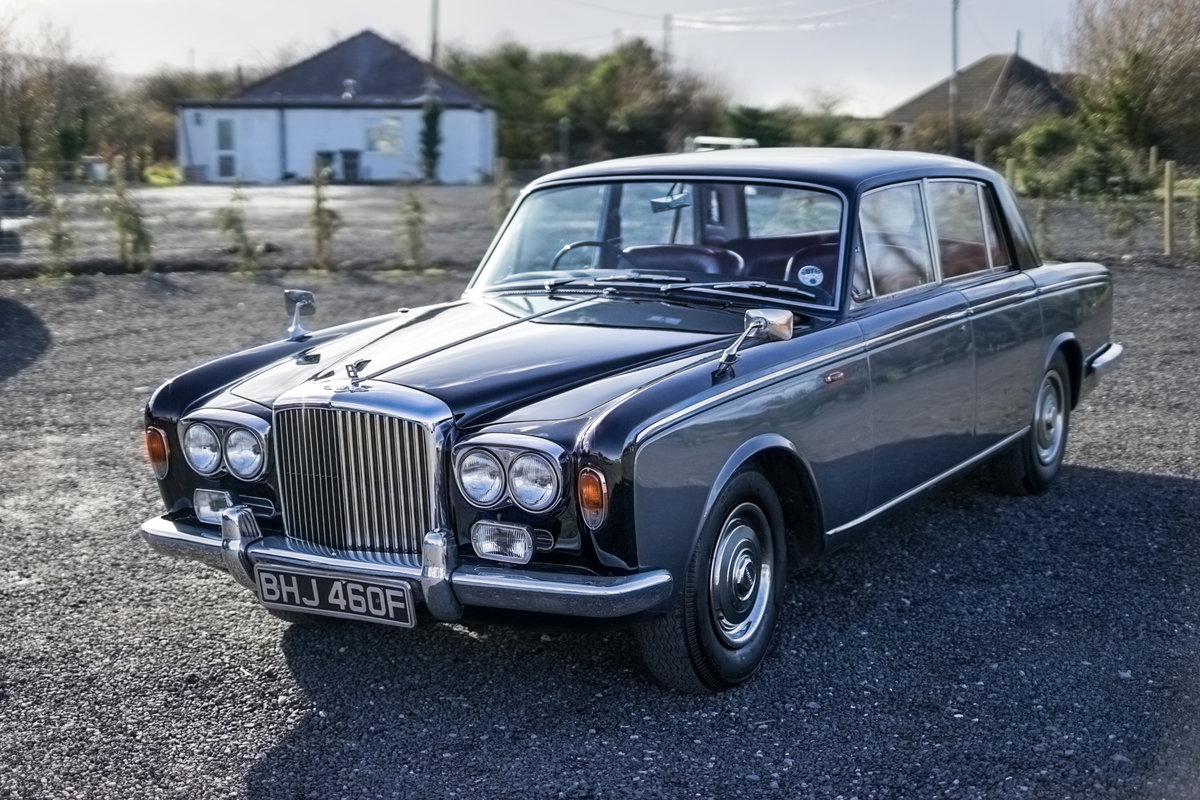 Bentley T Series T1 1968 Fantastic Original Condition For Sale (picture 3 of 6)