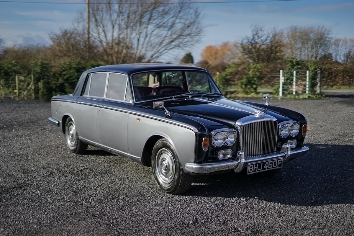 Bentley T Series T1 1968 Fantastic Original Condition SOLD (picture 4 of 6)