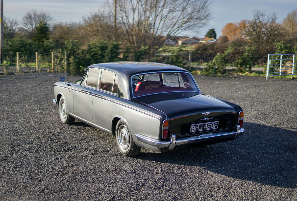 Bentley T Series T1 1968 Fantastic Original Condition For Sale (picture 5 of 6)