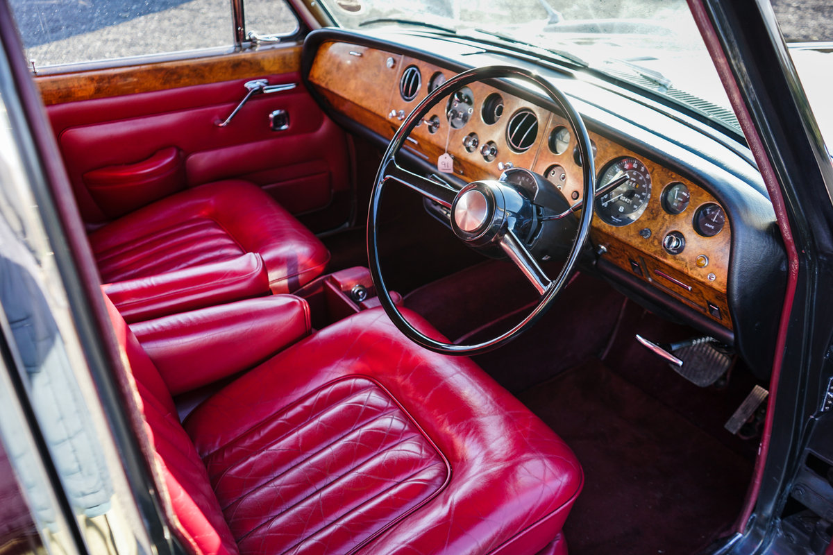 Bentley T Series T1 1968 Fantastic Original Condition SOLD (picture 6 of 6)