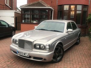 2003 Bentley Arnage T  For Sale by Auction