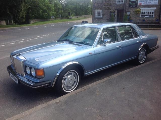 1987 Bentley Mulsanne Lovely classic  SOLD (picture 1 of 6)