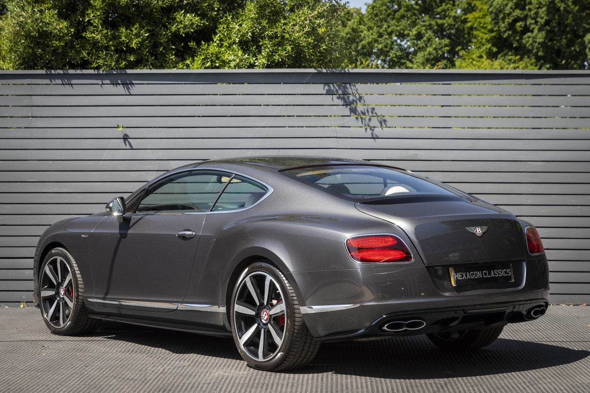 2014 Bentley Continental GT V8S Mulliner SOLD (picture 2 of 6)